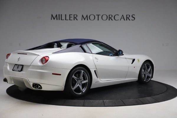 Used 2011 Ferrari 599 SA Aperta for sale $1,379,000 at Rolls-Royce Motor Cars Greenwich in Greenwich CT 06830 14