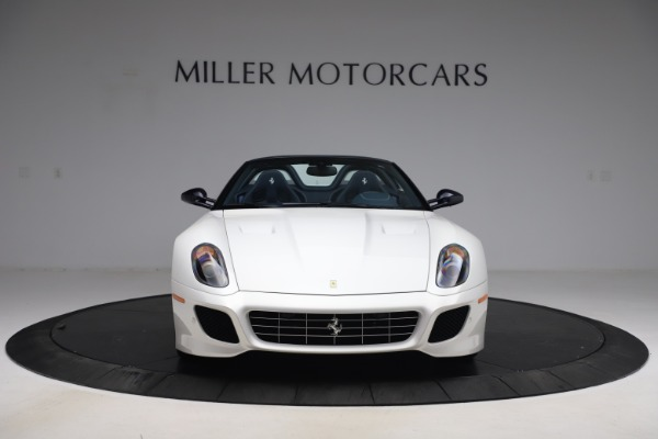 Used 2011 Ferrari 599 SA Aperta for sale $1,379,000 at Rolls-Royce Motor Cars Greenwich in Greenwich CT 06830 16