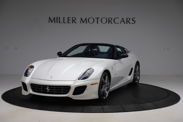 Used 2011 Ferrari 599 SA Aperta for sale $1,379,000 at Rolls-Royce Motor Cars Greenwich in Greenwich CT 06830 2