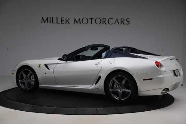 Used 2011 Ferrari 599 SA Aperta for sale $1,379,000 at Rolls-Royce Motor Cars Greenwich in Greenwich CT 06830 4
