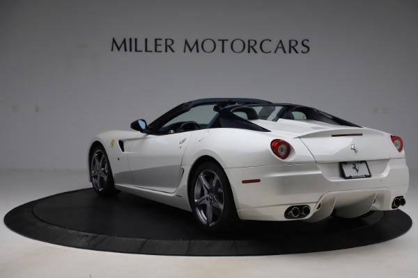 Used 2011 Ferrari 599 SA Aperta for sale $1,379,000 at Rolls-Royce Motor Cars Greenwich in Greenwich CT 06830 5