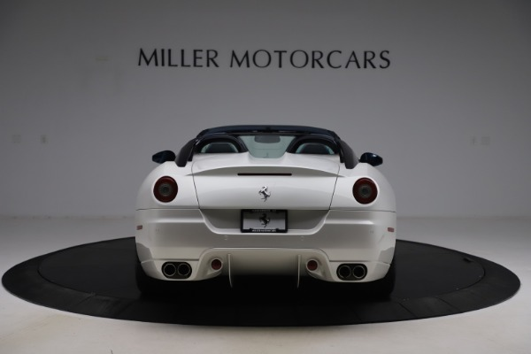 Used 2011 Ferrari 599 SA Aperta for sale $1,379,000 at Rolls-Royce Motor Cars Greenwich in Greenwich CT 06830 6