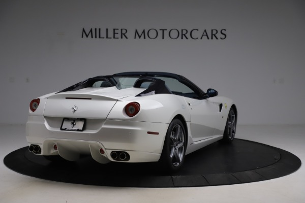 Used 2011 Ferrari 599 SA Aperta for sale $1,379,000 at Rolls-Royce Motor Cars Greenwich in Greenwich CT 06830 7