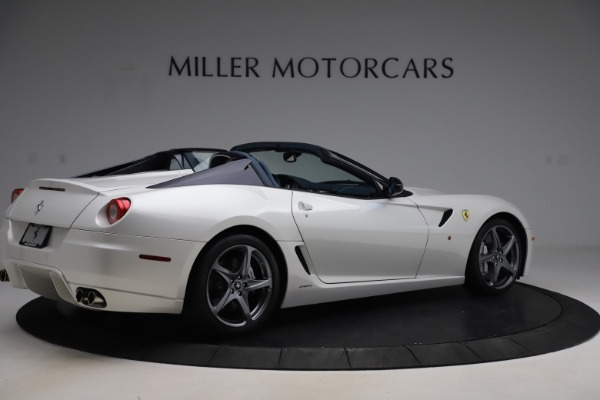 Used 2011 Ferrari 599 SA Aperta for sale $1,379,000 at Rolls-Royce Motor Cars Greenwich in Greenwich CT 06830 8