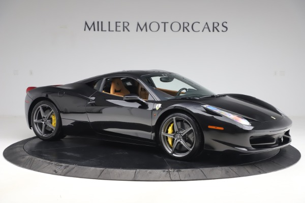 Used 2012 Ferrari 458 Italia for sale Sold at Rolls-Royce Motor Cars Greenwich in Greenwich CT 06830 10