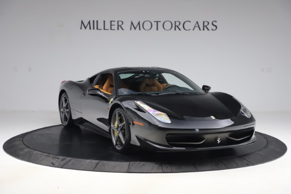 Used 2012 Ferrari 458 Italia for sale Sold at Rolls-Royce Motor Cars Greenwich in Greenwich CT 06830 11