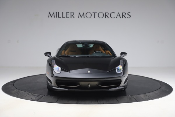 Used 2012 Ferrari 458 Italia for sale Sold at Rolls-Royce Motor Cars Greenwich in Greenwich CT 06830 12