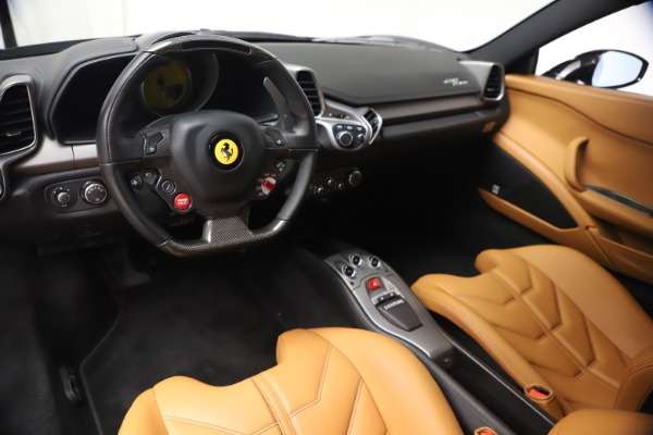 Used 2012 Ferrari 458 Italia for sale Sold at Rolls-Royce Motor Cars Greenwich in Greenwich CT 06830 13