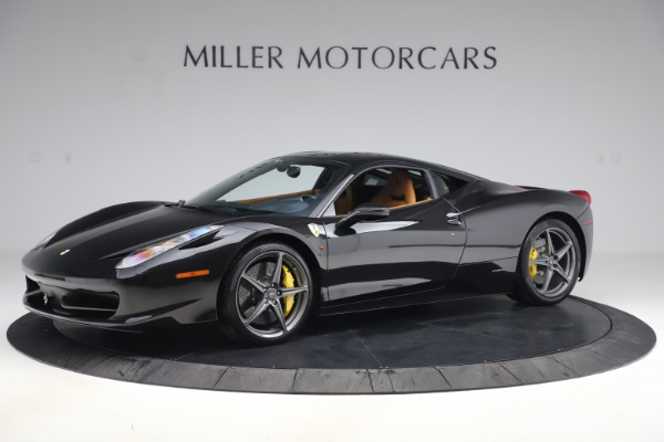 Used 2012 Ferrari 458 Italia for sale Sold at Rolls-Royce Motor Cars Greenwich in Greenwich CT 06830 2