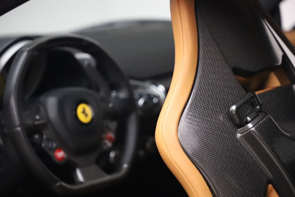 Used 2012 Ferrari 458 Italia for sale Sold at Rolls-Royce Motor Cars Greenwich in Greenwich CT 06830 22