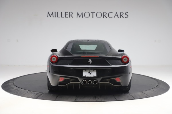 Used 2012 Ferrari 458 Italia for sale Sold at Rolls-Royce Motor Cars Greenwich in Greenwich CT 06830 6