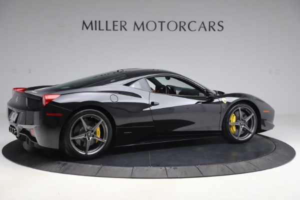 Used 2012 Ferrari 458 Italia for sale Sold at Rolls-Royce Motor Cars Greenwich in Greenwich CT 06830 8