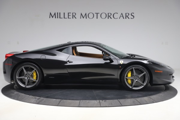Used 2012 Ferrari 458 Italia for sale Sold at Rolls-Royce Motor Cars Greenwich in Greenwich CT 06830 9
