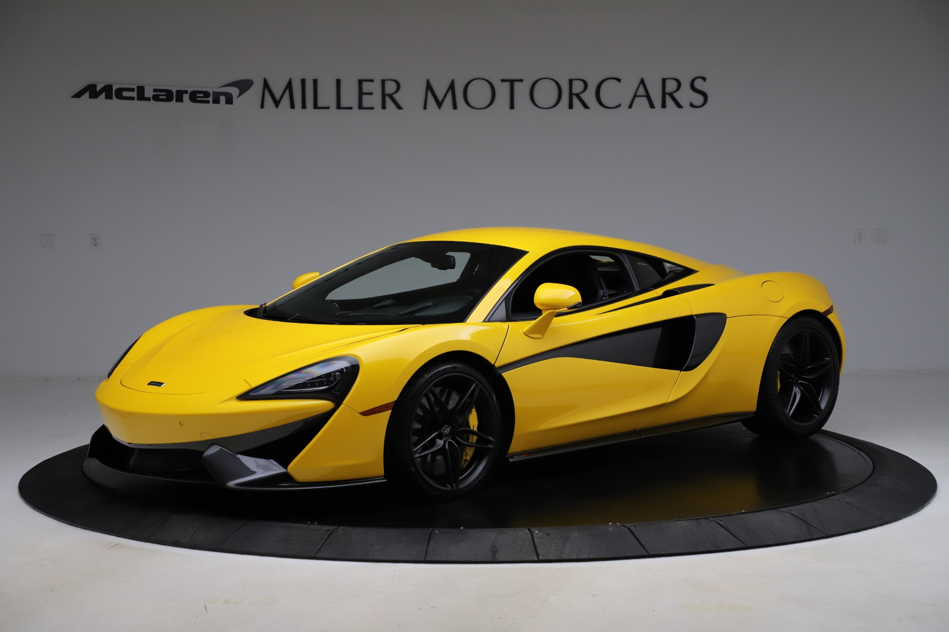 Used 2016 McLaren 570S Coupe for sale Call for price at Rolls-Royce Motor Cars Greenwich in Greenwich CT 06830 1