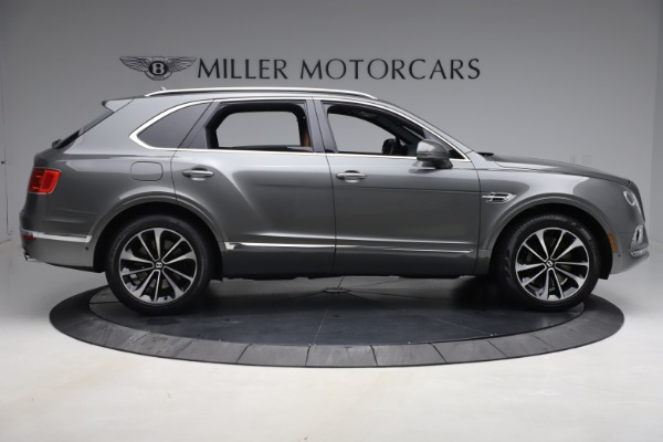Used 2018 Bentley Bentayga W12 for sale $156,900 at Rolls-Royce Motor Cars Greenwich in Greenwich CT 06830 10