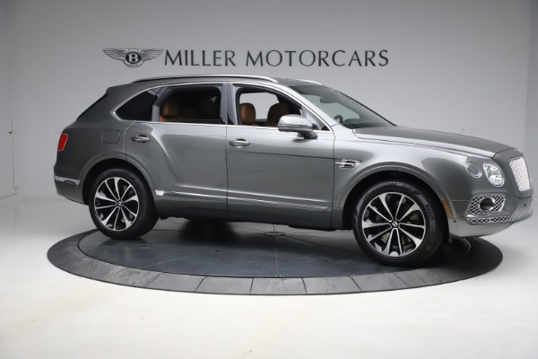 Used 2018 Bentley Bentayga W12 for sale $156,900 at Rolls-Royce Motor Cars Greenwich in Greenwich CT 06830 11