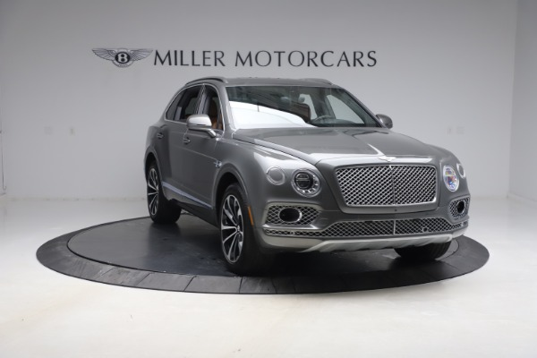 Used 2018 Bentley Bentayga W12 for sale $156,900 at Rolls-Royce Motor Cars Greenwich in Greenwich CT 06830 13