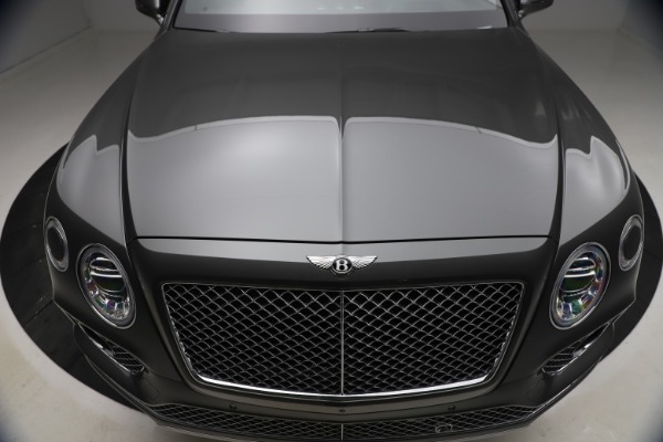 Used 2018 Bentley Bentayga W12 for sale $156,900 at Rolls-Royce Motor Cars Greenwich in Greenwich CT 06830 15
