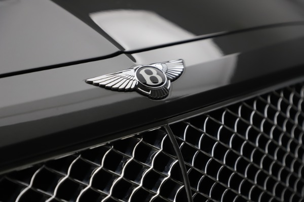 Used 2018 Bentley Bentayga W12 for sale $156,900 at Rolls-Royce Motor Cars Greenwich in Greenwich CT 06830 16