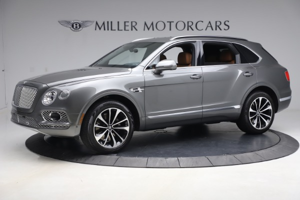 Used 2018 Bentley Bentayga W12 for sale $156,900 at Rolls-Royce Motor Cars Greenwich in Greenwich CT 06830 2