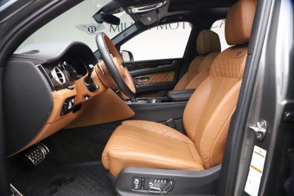 Used 2018 Bentley Bentayga W12 for sale $156,900 at Rolls-Royce Motor Cars Greenwich in Greenwich CT 06830 20