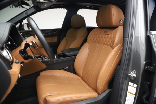 Used 2018 Bentley Bentayga W12 for sale $156,900 at Rolls-Royce Motor Cars Greenwich in Greenwich CT 06830 21