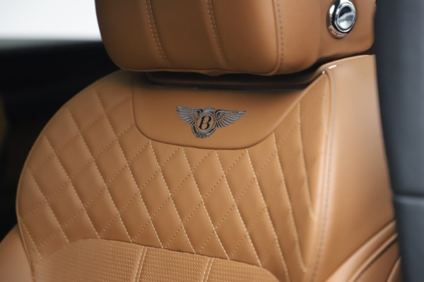 Used 2018 Bentley Bentayga W12 for sale $156,900 at Rolls-Royce Motor Cars Greenwich in Greenwich CT 06830 22