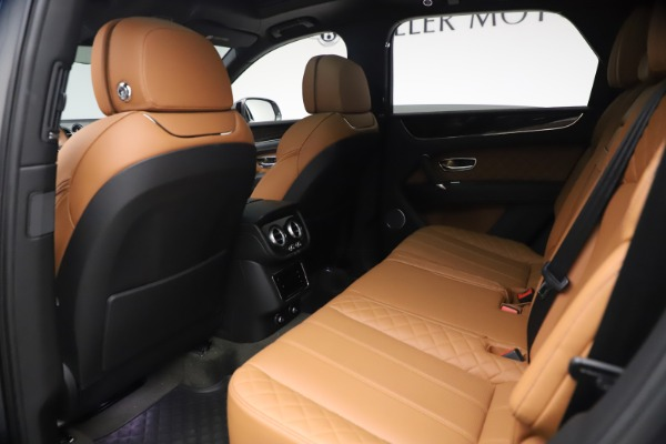 Used 2018 Bentley Bentayga W12 for sale $156,900 at Rolls-Royce Motor Cars Greenwich in Greenwich CT 06830 23