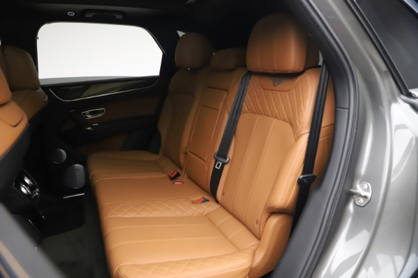 Used 2018 Bentley Bentayga W12 for sale $156,900 at Rolls-Royce Motor Cars Greenwich in Greenwich CT 06830 24