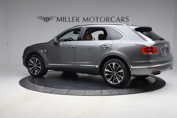 Used 2018 Bentley Bentayga W12 for sale $156,900 at Rolls-Royce Motor Cars Greenwich in Greenwich CT 06830 4