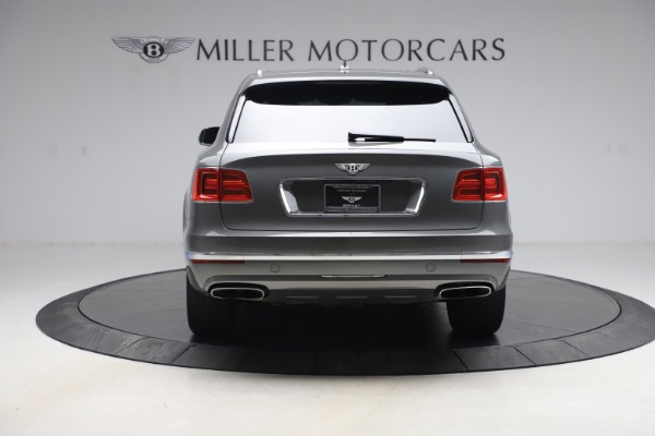 Used 2018 Bentley Bentayga W12 for sale $156,900 at Rolls-Royce Motor Cars Greenwich in Greenwich CT 06830 6