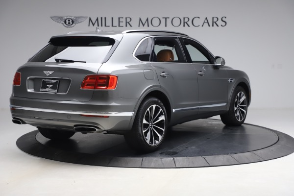 Used 2018 Bentley Bentayga W12 for sale $156,900 at Rolls-Royce Motor Cars Greenwich in Greenwich CT 06830 8