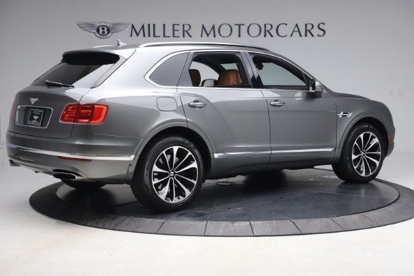 Used 2018 Bentley Bentayga W12 for sale $156,900 at Rolls-Royce Motor Cars Greenwich in Greenwich CT 06830 9