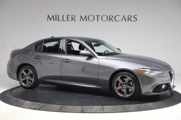 Used 2017 Alfa Romeo Giulia Ti Sport for sale $26,900 at Rolls-Royce Motor Cars Greenwich in Greenwich CT 06830 11