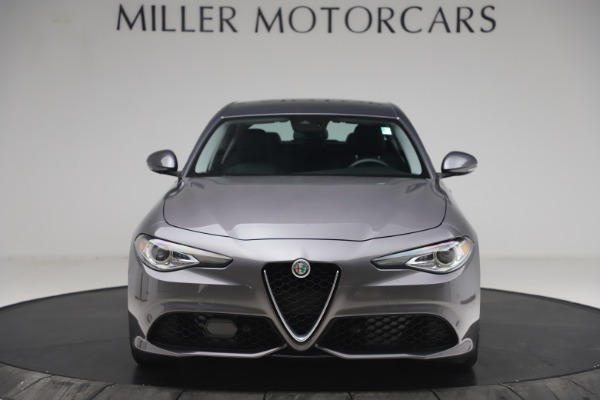 Used 2017 Alfa Romeo Giulia Ti Sport for sale $26,900 at Rolls-Royce Motor Cars Greenwich in Greenwich CT 06830 13