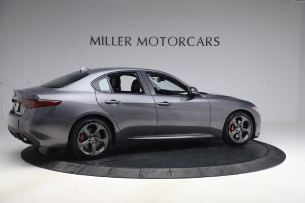 Used 2017 Alfa Romeo Giulia Ti Sport for sale $26,900 at Rolls-Royce Motor Cars Greenwich in Greenwich CT 06830 9