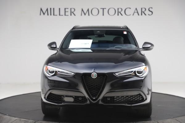 New 2020 Alfa Romeo Stelvio Ti Sport Q4 for sale Sold at Rolls-Royce Motor Cars Greenwich in Greenwich CT 06830 12