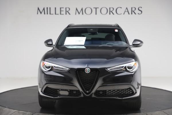 New 2020 Alfa Romeo Stelvio Ti Sport Q4 for sale $49,945 at Rolls-Royce Motor Cars Greenwich in Greenwich CT 06830 12