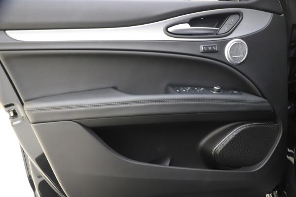 New 2020 Alfa Romeo Stelvio Ti Sport Q4 for sale $49,945 at Rolls-Royce Motor Cars Greenwich in Greenwich CT 06830 17