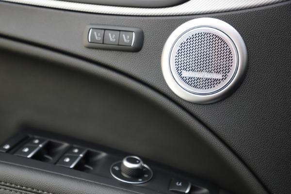New 2020 Alfa Romeo Stelvio Ti Sport Q4 for sale $49,945 at Rolls-Royce Motor Cars Greenwich in Greenwich CT 06830 18