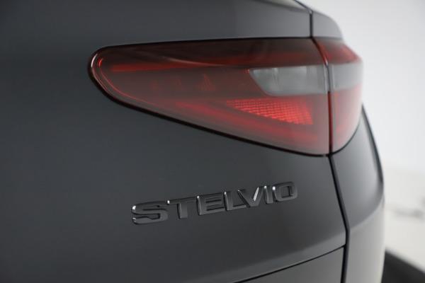 New 2020 Alfa Romeo Stelvio Ti Sport Q4 for sale $49,945 at Rolls-Royce Motor Cars Greenwich in Greenwich CT 06830 22