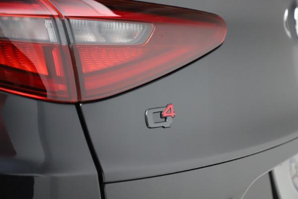 New 2020 Alfa Romeo Stelvio Ti Sport Q4 for sale $49,945 at Rolls-Royce Motor Cars Greenwich in Greenwich CT 06830 23