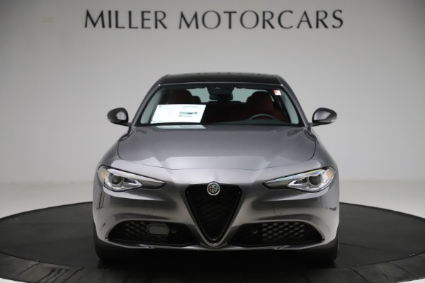 New 2021 Alfa Romeo Giulia Q4 for sale $48,035 at Rolls-Royce Motor Cars Greenwich in Greenwich CT 06830 12