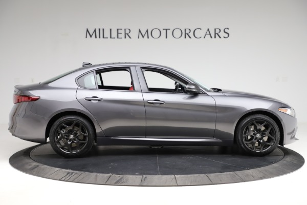 New 2021 Alfa Romeo Giulia Q4 for sale $48,035 at Rolls-Royce Motor Cars Greenwich in Greenwich CT 06830 9