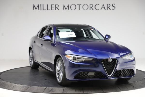 New 2021 Alfa Romeo Giulia Q4 for sale $46,800 at Rolls-Royce Motor Cars Greenwich in Greenwich CT 06830 11