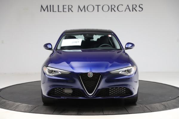 New 2021 Alfa Romeo Giulia Q4 for sale $46,800 at Rolls-Royce Motor Cars Greenwich in Greenwich CT 06830 12