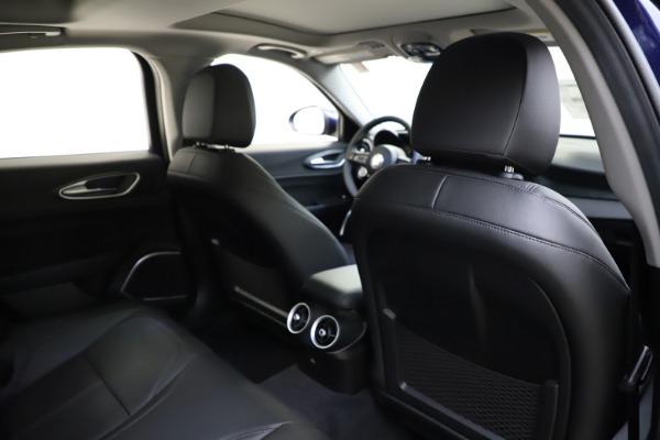 New 2021 Alfa Romeo Giulia Q4 for sale $46,800 at Rolls-Royce Motor Cars Greenwich in Greenwich CT 06830 28