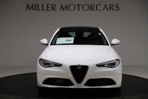 New 2021 Alfa Romeo Giulia Q4 for sale $45,735 at Rolls-Royce Motor Cars Greenwich in Greenwich CT 06830 11