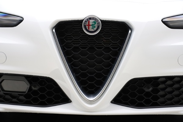 New 2021 Alfa Romeo Giulia Q4 for sale $45,735 at Rolls-Royce Motor Cars Greenwich in Greenwich CT 06830 12