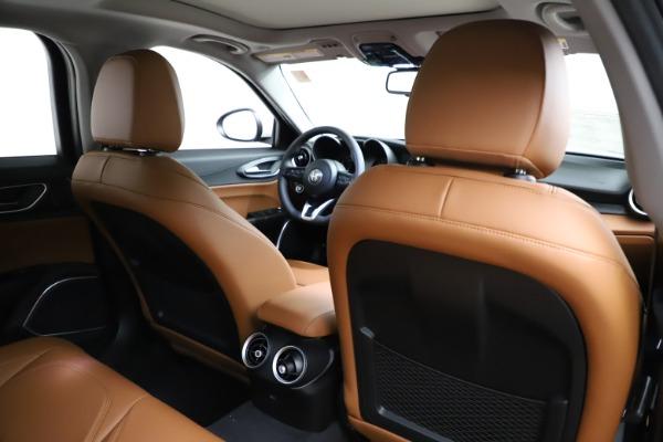 New 2021 Alfa Romeo Giulia Q4 for sale $45,735 at Rolls-Royce Motor Cars Greenwich in Greenwich CT 06830 25